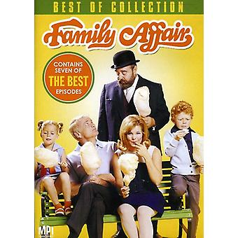 Family Affair - Best of Collection: Family Affair [DVD] USA import