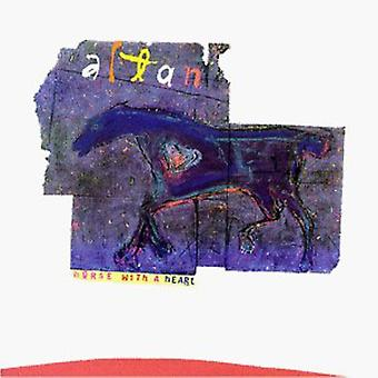 Altan - cheval avec un import USA coeur [CD]