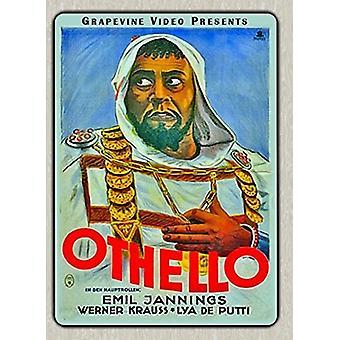 Othello (1922) importer des USA [DVD]