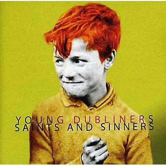 Jovens Dubliners - importação EUA Santos e pecadores [CD]