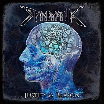 Synaptik - Justify & Reason [CD] USA import