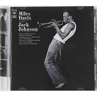 Miles Davis - hyllning till Jack Johnson [CD] USA import