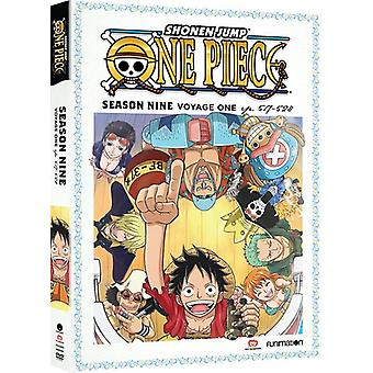 One Piece: Stagione nove Voyage One [DVD] USA importare