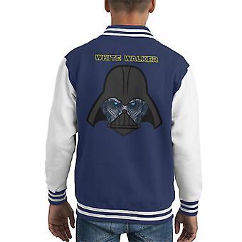 Night Vader Game Of Thrones Kid's Varsity Jacket