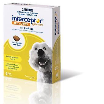 Interceptor Spectrum Small Dogs 6 Pack