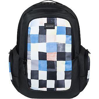 Quiksilver Mens Schoolie 25L vadderade Laptop Travel Daypack ryggsäck väska