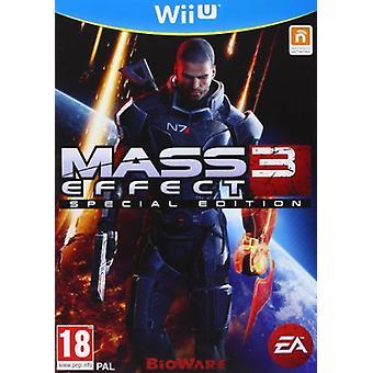 Mass Effect 3 - Special Edition (Nintendo Wii U) - New