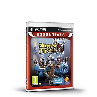 Medieval Moves PlayStation 3 Essentials (PS3) - New