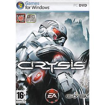 Crysis (PC DVD)-fabriek verzegeld