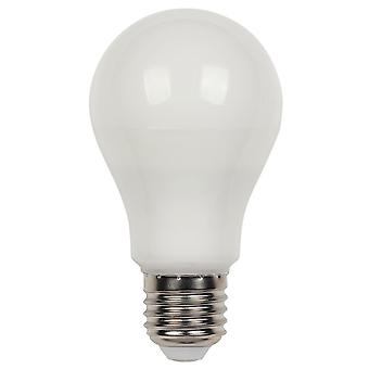 LED lamp 9 Watt E27 A60 dimbaar warm wit