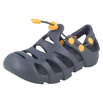 Junior Hej Tec stranden skor / sandaler - Hydro