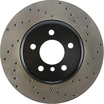 StopTech 128.34133L Sport Drilled Rotor, Left