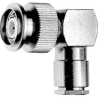 Telegärtner J01010A0011 J01010A0011 TNC connector Plug, right angle 50 Ω 1 pc(s)