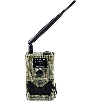 Berger & Schröter SG880MK18M/HD Wildlife camera 18 MP Black LEDs, Remote control, GSM, Audio recording Camouflage