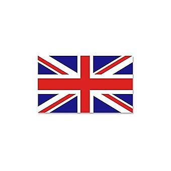 Union Jack slijtage Union Jack Sticker