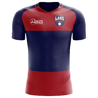 2018-2019 Laos Home concept voetbal shirt-kinderen