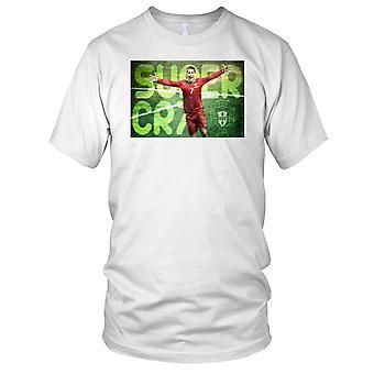 Super CR7 Cristiano Ronaldo Kids T skjorte