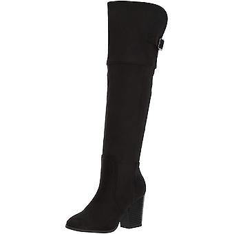 Easy Street Womens maxwell fechado Toe joelho alta moda botas