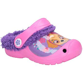 Leomil Girls Skye and Everest Slip On Lightweight Clog Shoes