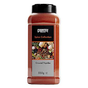 Country Range Ground Paprika