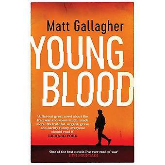 Youngblood av Matt Gallagher - 9781471159091 bok