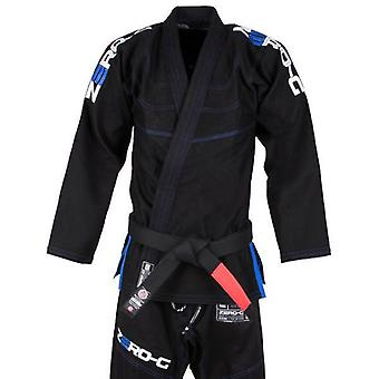 Tatami Fightwear Zero G V4 Ladies BJJ Gi nero