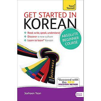 Erste Schritte im koreanischen Absolute Beginner-Kurs - (Buch und Audio-Suppo