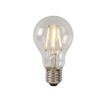 Lucide Bulb LED A60 Filament E27/5W 500LM 2700K Clear