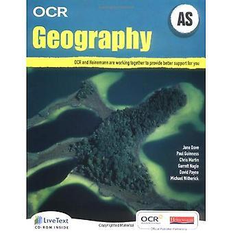 SOM geografi for OCR Student bok med LiveText