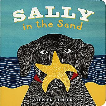 Sally in the Sand (Sally Board Books)
