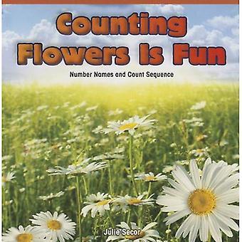 Comptage des fleurs est amusant