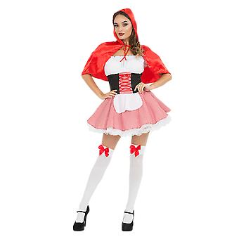 Orion Costumes Womens Sexy Red Riding Hood Fancy Costume Halloween Costume