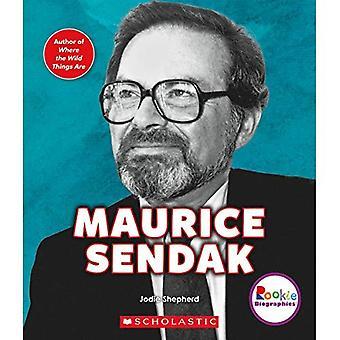 Maurice Sendak: King of the Wild Things (Rookie Biographies (Paperback))