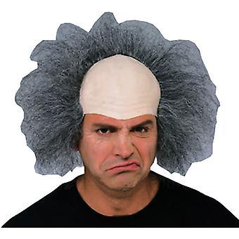 Headpiece Bald Old Man