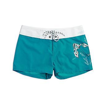Animal Fianno Short Boardshorts in Capri Blue