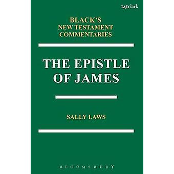 Brief van James door wetten & Eric