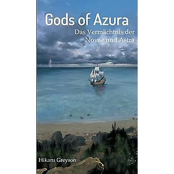 Gudar i Azura av Greyson & Hikaru