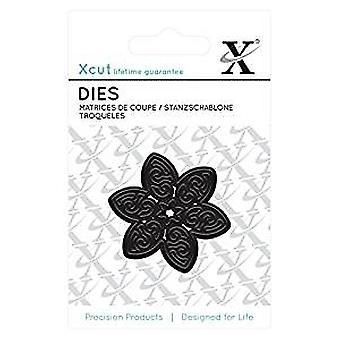 Xcut Mini Die - Mini Filigree Flower