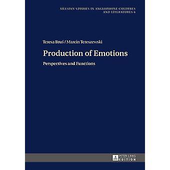 Productie van emoties - vooruitzichten en functies door Marcin Tereszew