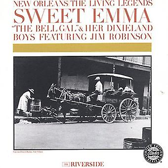 Sweet Emma Barrett - New Orleans-Living Legends [CD] USA import