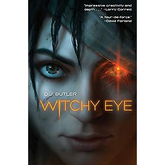 Witchy Eye by D.J.G. Butler - 9781476782119 Book