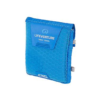 Lifeventure SoftFibre Trek Towel Pocket