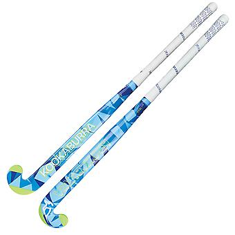 Kookaburra Street Series Ice L-Bow 1.0 Field Hockey Stick Blue
