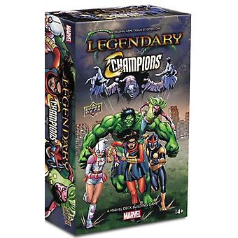 Marvel Legendary Champions Expansion