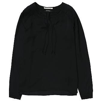 Maison Scotch Silky Feel Top With Cord Detail