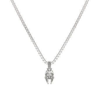 Assassin's Creed Odyssey Pendant Necklace In Sterling Silver Design by BIXLER
