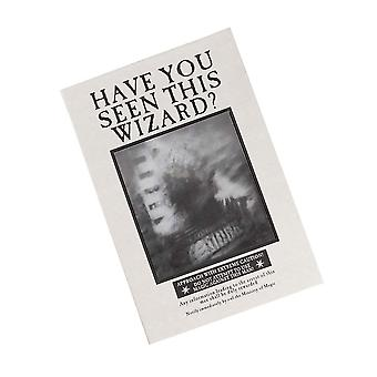 Jk Rowling's Wizarding World Lenticular Notebook - The Daily Prophet