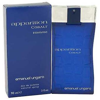 Apparition Cobalt By Ungaro Eau De Toilette Spray 3 Oz (men) V728-480214
