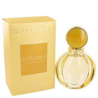 Bvlgari Goldea By Bvlgari Eau De Parfum Spray 3 Oz (women) V728-531966