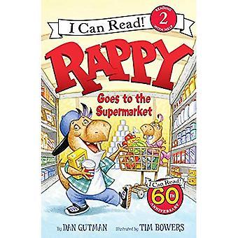 Rappy va au supermarché (je peux lire!: niveau 2)